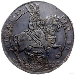 talar wikariacki 1657, Drezno; Dav. 7630, Kahnt 492, Sc...