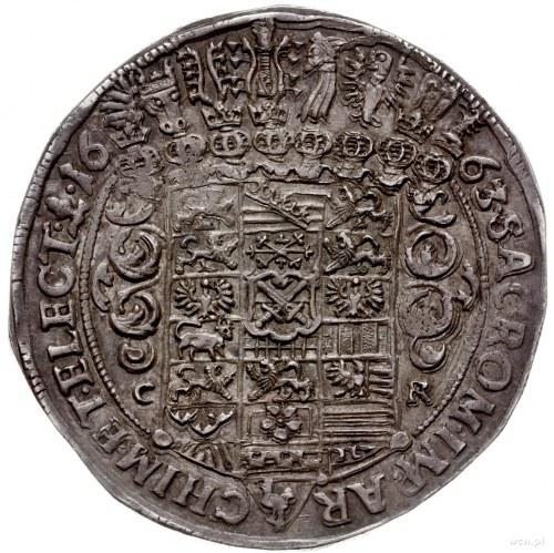 talar 1663, Drezno; Dav. 7617, Kahnt 388, Schnee 909; s...