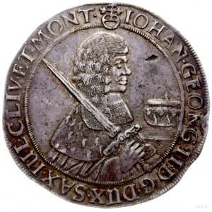 talar 1666, Drezno; Dav. 7617, Kahnt 388, Schnee 909; s...