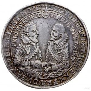 talar 1617, Coburg; Dav. 7429, Schnee 188; srebro 28.82...