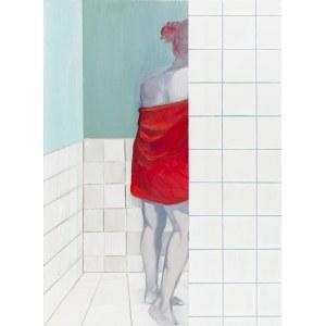 Hanna Zwierzchowska, Bez głowy - w kąpieli, 2017