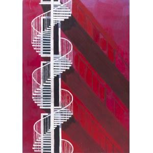 Dominika Andrulewicz, Stairs II, 2016