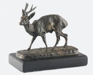 Pierre Jules MENE (1810-1879) - według, Jeleń