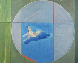 Romuald ORAMUS (ur. 1953), Realne - nierealne XVI, 2005
