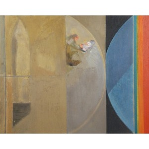 Romuald ORAMUS (ur. 1953), Realne - nierealne XV, 2005