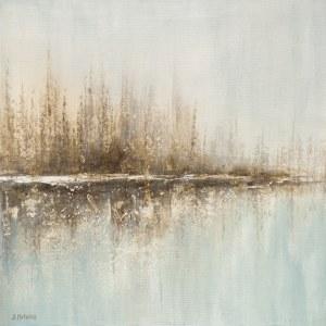 Sylwia Michalska, Pejzaż abstrakcyjny V, 2018