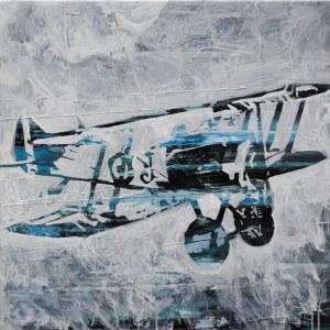 Bartek Pszon, Samolot, 2018