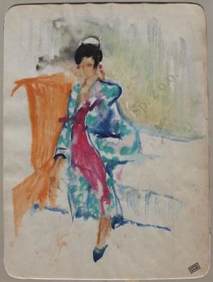 Otto Axer (1906-1983), Japonka