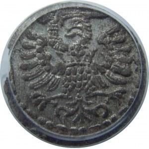 Zygmunt III Waza, Denar 1595, Gdańsk, PCGS MS64
