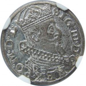Zygmunt III Waza, Grosz 1626, Wilno, NGC MS62
