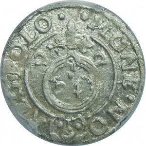 Zygmunt III Waza, Półtorak 1622, Bydgoszcz, PCGS MS63