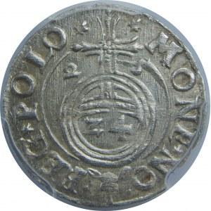 Zygmunt III Waza, Półtorak 1625, Bydgoszcz, PCGS MS63