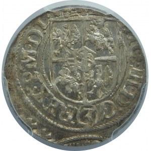 Zygmunt III Waza, Półtorak 1620, Ryga, PCGS MS63