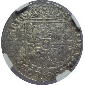Zygmunt III Waza, Ort 1622, Bydgoszcz, NGC MS61
