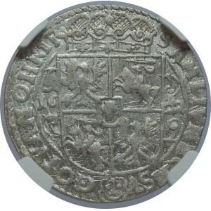 Zygmunt III Waza, Ort 1622, Bydgoszcz, NGC MS62