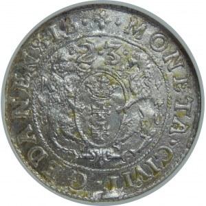 Zygmunt III Waza, Ort 1623, Gdańsk, NGC MS64