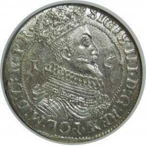 Zygmunt III Waza, Ort 1624/3, Gdańsk, NGC MS63