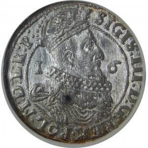 Zygmunt III Waza, Ort 1626, Gdańsk, NGC MS64