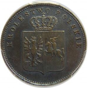 Powstanie Listopadowe, 2 ZLOTE 1831-L zamiast Ł, PCGS AU