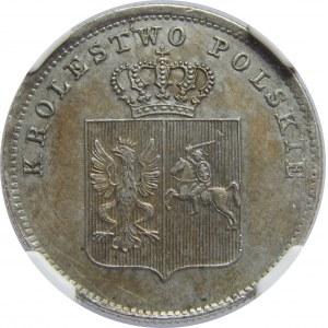Powstanie Listopadowe, 2 złote 1831, NGC AU58