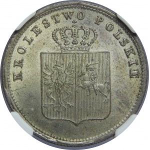 Powstanie Listopadowe, 2 złote 1831, NGC MS64