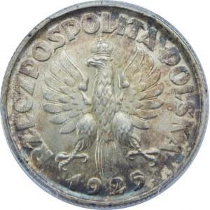 1 złoty Żniwiarka 1925 PCGS MS65