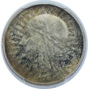 2 Złote Głowa Kobiety 1932 PCGS MS63