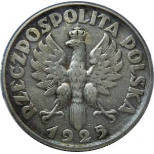 2 zł Żniwiarka 1925 BZM