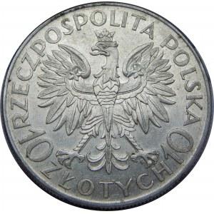 10 Złotych Jan III Sobieski 1933