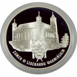 20 złotych 1996 Zamek w Lidzbarku Warmińskim