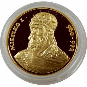 2000 złotych 1979 Mieszko I