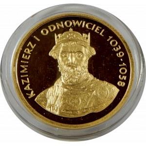 2000 złotych 1980 Kazimierz I Odnowiciel