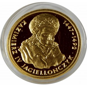 100 złotych 2003 Kazimierz IV Jagielończyk