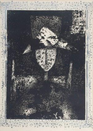 Henryk MUSIAŁOWICZ (1914-2015), Postać w kapeluszu, 1973