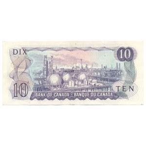 Kanada 10 dolarów 1971