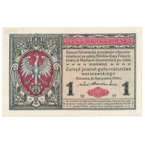 1 marka Jenerał 1916