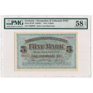 Kowno 5 marek 1918 -C-