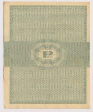 Pewex 1 cent 1960 Bi bez klauzuli