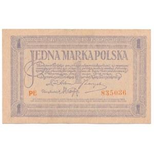 1 marka 1919 -PE-