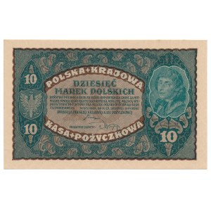 10 marek 1919 II Serja DA