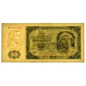 50 złotych 1948 -AY-