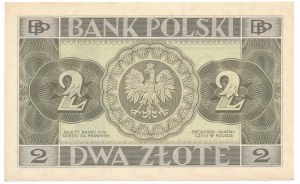 2 złote 1936 -CB-