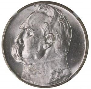 10 złotych 1939 NGC MS62