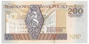 200 złotych 1994 AA 0008118 - niski numer