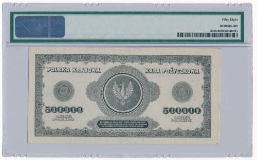 500 000 marek 1923 -C- PMG 58