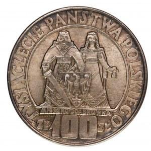 100 złotych 1966 Mieszko i Dąbrówka