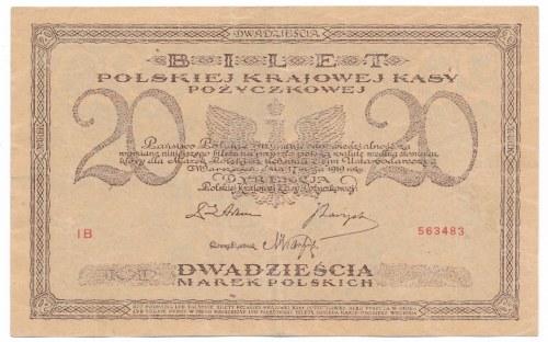 20 marek 1919 -IB-