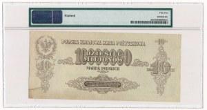 10 milionów 1923 -AP- PMG 55 NET