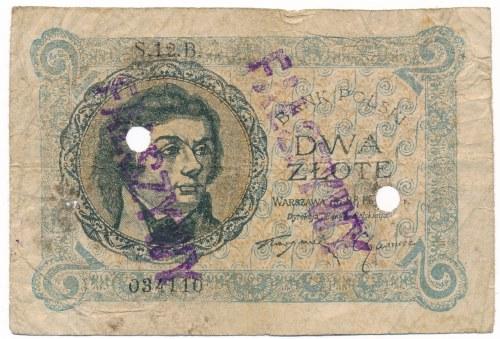 2 złote 1919 S.12.B - Fałszerstwo