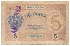 5 złotych 1919 S.43.B Fałszerstwo